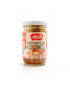 Chilli Paste With Sweet Basil Leaves | Buy Online at The Asian Cookshop